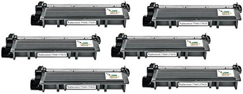 SROS Compatible Toner Cartridge Refill Replacement for Brother TN-660 TN-630 MFC-L2680W MFC-L2685DW MFC-L2700DW MFC-L2705DW MFC-L2707DW MFC-L2720DW MFC-L2740DW Black, 1-Pack