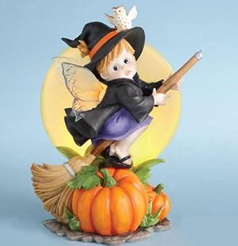 My Little Kitchen Fairies – Spooky Halloween Moon Fairie