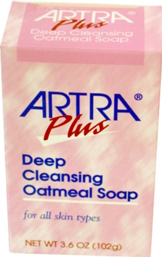 Artra Deep Cleansing Oatmeal Soap
