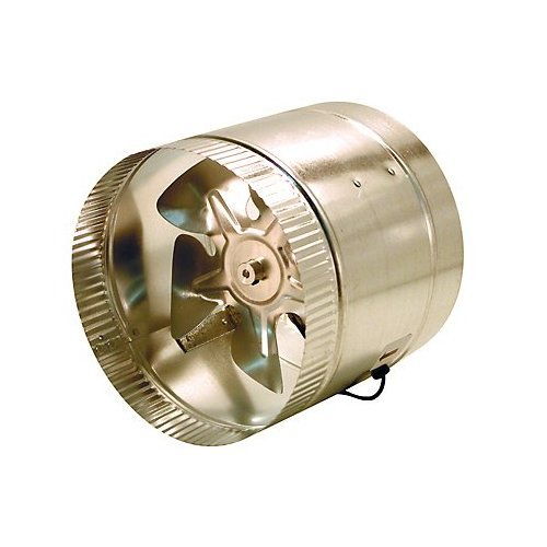 4 Inch In-Line Duct Fan 65 CFM (Sunleaves Inline Fan compare prices)