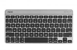 ZAGG ZAGGkeys FLEX Universal Bluetooth Keyboard for Smartphones and Tablets
