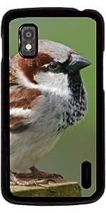 Funda para Google Nexus 4 - Pájaro by WonderfulDreamPicture