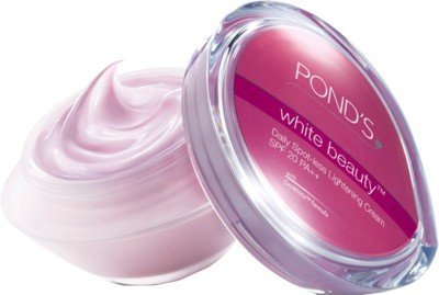 Pond's White Beauty Daily Spot-less Lightening Cream SPF ...