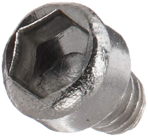 """Bachmann Industries Large """"G"""" Scale Stainless Steel Hex Screws (25 per Bag)"""