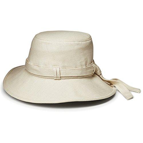 Tilley Endurables TH9 Women'S Hemp Hat,Natural,M