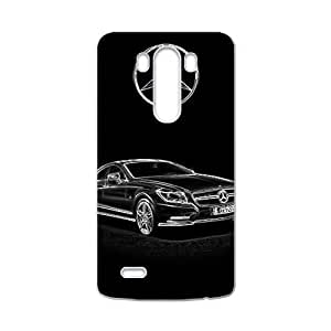 SANLSI Benz sign fashion cell phone case for LG G3