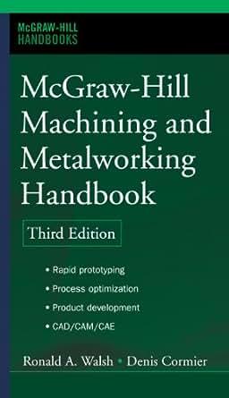 Mcgraw Hill Machining And Metalworking Handbook Mcgraw border=