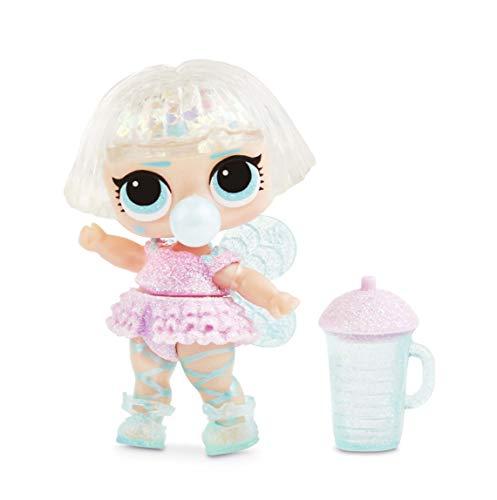 L.O.L. Surprise! Serie Glitter Globe Doll Winter Disco – Bola de Discoteca con muñeca con Pelo con Purpurina