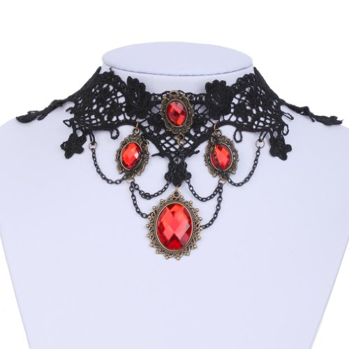 Jewelry Lace Collar