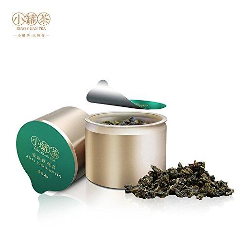 CHIY-GBC Ltd Chinese tasty snack, tea ceremony Tea Caddy super Oolong Tea Anxi Tieguanyin Tea Fen Mid Autumn Festival gift box SF postage 40g by CHIY-GBC ltd (Image #3)