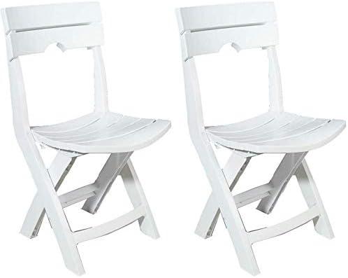 Amazon.com: Adams Manufacturing - Silla plegable: Jardín y ...