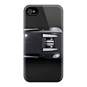 For Iphone Cases, High Quality Bugatii Eb 16 Veyron Top View For Iphone 6 Covers Cases