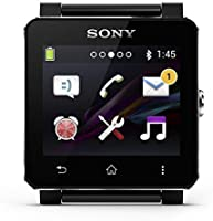 Sony SmartWatch 2 SW2 - Reloj Smart, Android, correa acero inoxidable