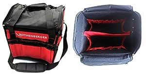 Rothenberger 402311 Trendy - Bolsa para herramientas (para herramientas de fontanería, calefacción y energía solar)
