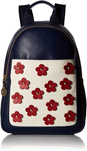 tommy-hilfiger-womens-dressy-canvas-backpack-tommy-navy