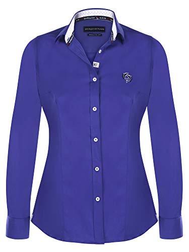 s blue Couleur Giorgio Taille Di Mare px7qOvA