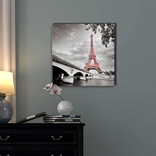 Eiffel Tower in Paris France Wall Decor