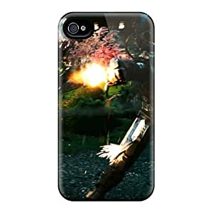 New Style CaseBar Hard Case Cover For Iphone 5/5s- Iron Man 2 Last Scene