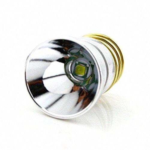 Surefire Led Conversion - BESTSUN Flashlight Bulb LED CREE XM-L T6 Single Mode 1-Mode 1000 Lumen LED P60 Design Drop-in Module Flashlight Repair Parts Torch Replacement Bulb for Surefire C2 G2 Z2 6P 9P G3 S3 D2