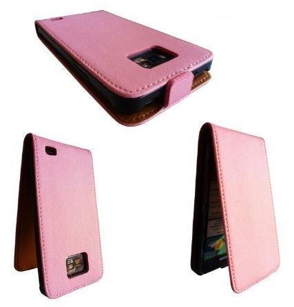 avcibase 4260310640525fente pour carte pour Samsung Galaxy S2i9100Rose