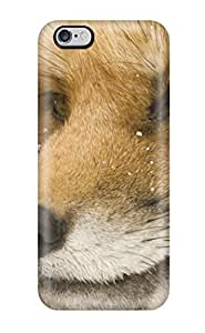 Case Cover For Apple Iphone 6 4.7 Inch Dual Protection Cover Fox