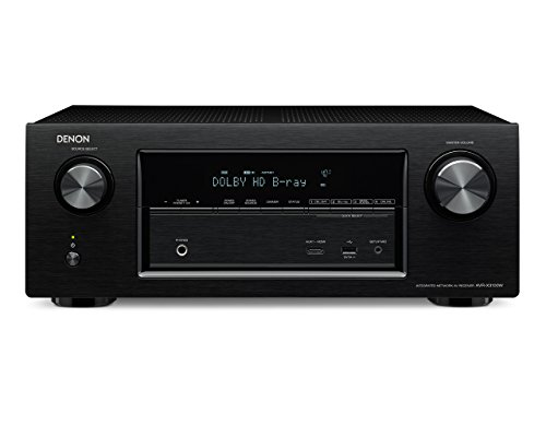 Denon AVR-X3100W 7.2 Channel Full 4K Ultra HD AV Receiver wi