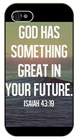 God Has Something Great In Your Future Isaiah 4319 Sea Bible