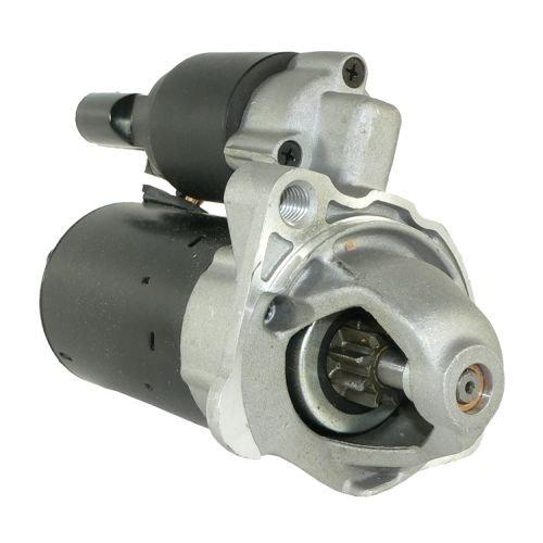 DB Electrical SBO0143 Starter (For Audi A4 Quattro 1.8, 2.0 Liter 05 06 07 08 09, Volkswagen Passat 04 (Audi A4 Quattro Alternator)