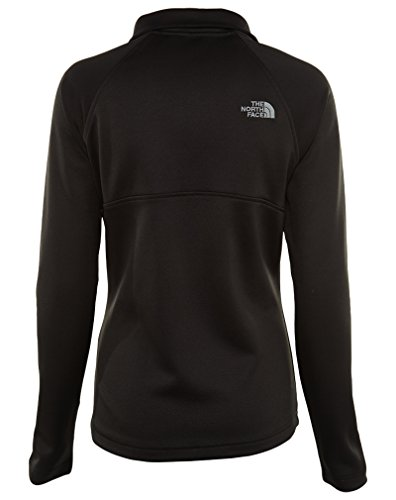 The North Face Women's Momentum Full Zip Fleece TNF Black L by The North Face (Image #2)