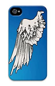 popular For Apple Iphone 5C Case Cover 3D Customized Unique Print Design Angel Wing Graphics New Fashion For Apple Iphone 5C Case Cover
