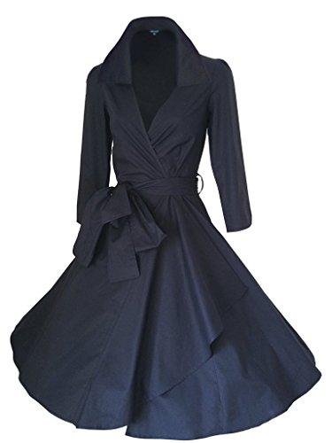 Buy belted coat dress - 1