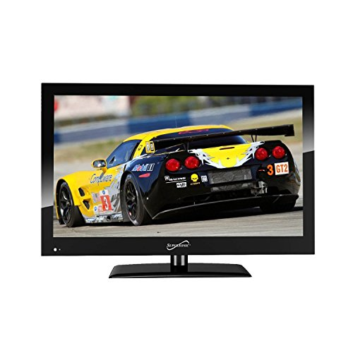 Supersonic SC-1911 19-Inch 1080p LED Widescreen HDTV with HDMI Input (AC/DC Compatible) (Computer Monitor 19 Inch Hdmi)