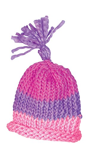41fiKlVajkL - Creativity for Kids Quick Knit Loom – Teaches Beneficial Skills and Creativity – Easy to Use – For Ages 7 and Up