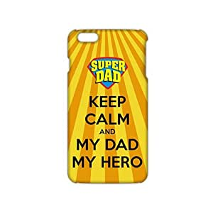 CCCM best dad cake 3D Phone Case for Iphone 6 by Maris's Diaryby Maris's Diary
