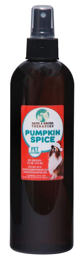 Showseason Animal Products Pumpkin Spice Pet Cologne 12.5 oz for Dogs by Showseason Animal Products