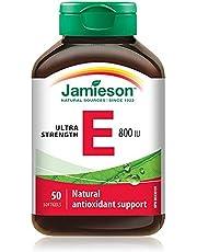 Jamieson Vitamin E 800 IUper546 mg AT Softgels