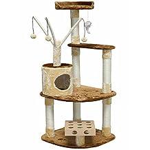 Go Pet Club IQ Busy Box Cat Tree SF053