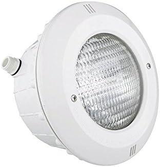 Fluidra 07838 - Proyector pisc. hormigón Standard s/Cable con embellecedor abs Blanco