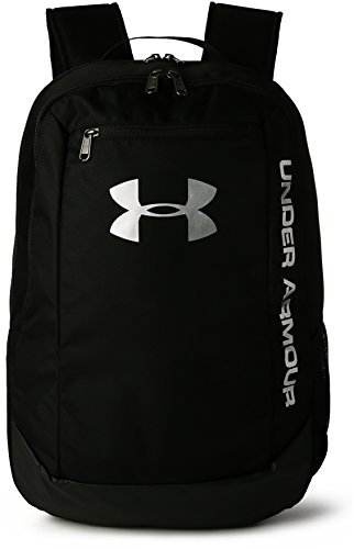 Under Armour Men's Hustle Ld Water Resistant Backpack Laptop Under Armour Men UA Hustle Backpack LDWR, Waterproof Bag with Two Compartments and Laptop Storage 41fiNSDr4YL