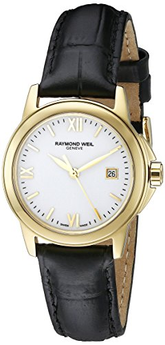 raymond-weil-womens-5376-p-00307-tradition-analog-display-swiss-quartz-black-watch