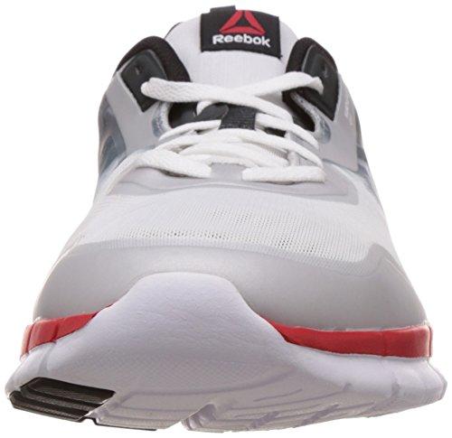 Soul Reebok Zquick White Blanc Chaussures xzHUT