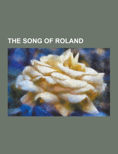 song of roland essays Free song of roland papers, essays, and research papers.