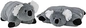 Elka Australia 60187-K Koala Cushion Pillow, 25 Centimeters