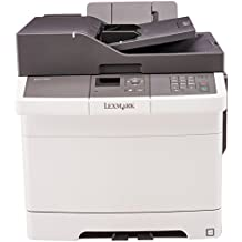 Lexmark CX310dn Color All-In One Laser Printer with Scan, Copy, Network Ready, Duplex Printing and Professional Features