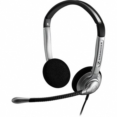 Over-the-Head SH350 Binaural Headset with Noise Canceling Microphone