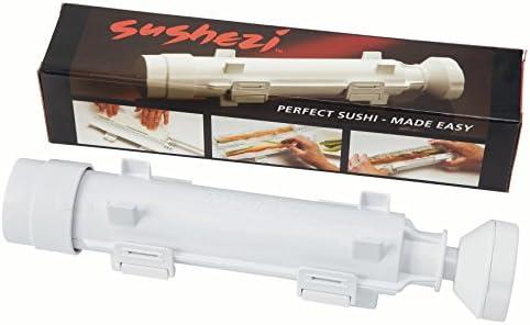 Kit sushi maker. Rollo/tubo para hacer sushi y makis en 5 minutos! Con instrucciones!