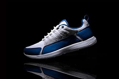 SUPRA Skateboard Shoes Owen Fast White / Blue / Grey, shoe size:42.5