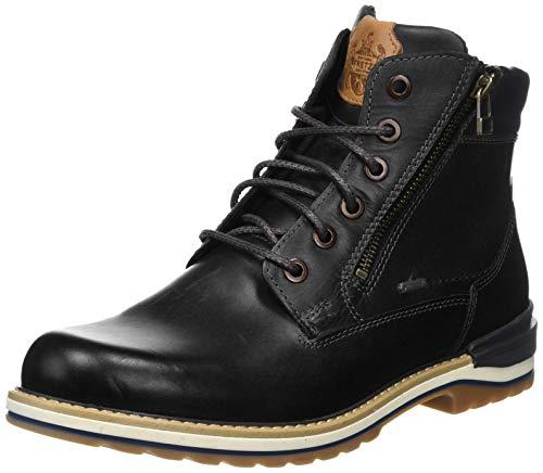 Chukka 51 Boots Men noir Homme Fretz Cooper Noir vEBqp