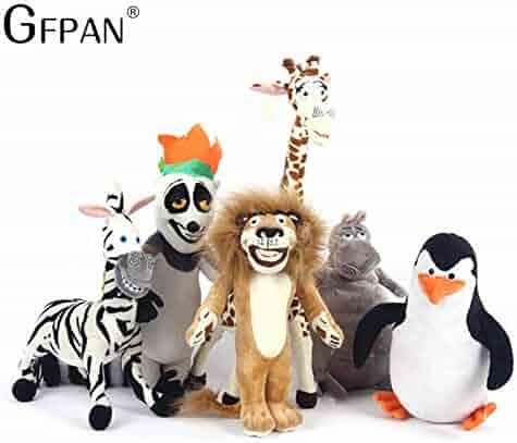 d75128a6f18 Shopping Madagascar - Giraffes - Stuffed Animals   Plush Toys - Toys ...