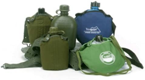 Texsport Quart Canteen Olive Color product image